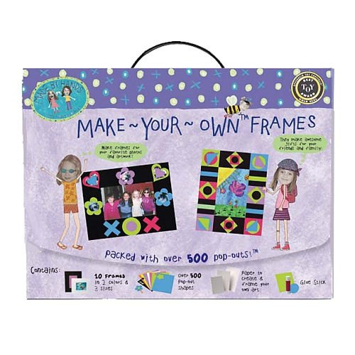 Make-Your-Own Frames (Make Your Own Picture Book)