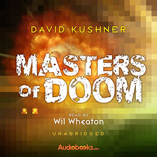 Pdf Entertainment Masters of Doom: How Two Guys Created an Empire and Transformed Pop Culture