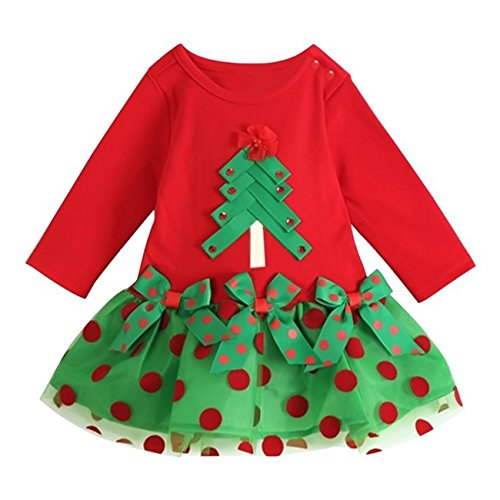 Tkria (Toddler Christmas Tree Costumes)