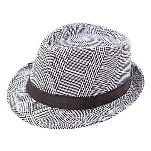 CDXDSV Sombrero de Estilo británico para Hombre cd88d99d97b