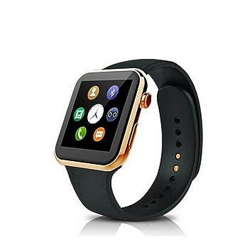 Austec Ritmo cardíaco de Bluetooth inteligente A9 reloj ...