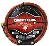Best 75 Foot Garden Hoses - Gilmour PRO Commercial Hose 75 Feet Review