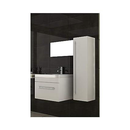 Mobile bagno bianco/lavabo con mobiletto/lavabo sotto ...