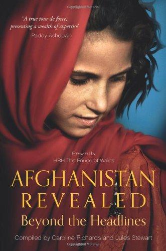 Read Online Afghanistan Revealed: Beyond the Headlines pdf epub