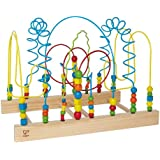 Hape Tunnel Mountain Wooden Toddler Bead Maze