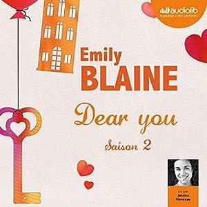 Dear you : Saison 2 | Livre audio
