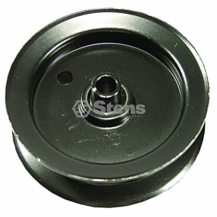 Flat Idler Pulley Replaces MTD 756-0643, 756-0643A, 956-0643, or 956-0643A