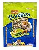 Hartz Bonanza 4-Pound Gourmet Diet Supply, Hamster and Gerbil