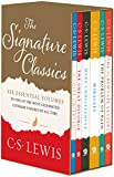 Image of C. S. Lewis Signature Classics: Mere Christianity, The Screwtape Letters, A Grief Observed, The Problem of Pain, Miracles, and The Great Divorce (Boxed Set)
