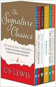 Amazon.com: C. S. Lewis Signature Classics: Mere