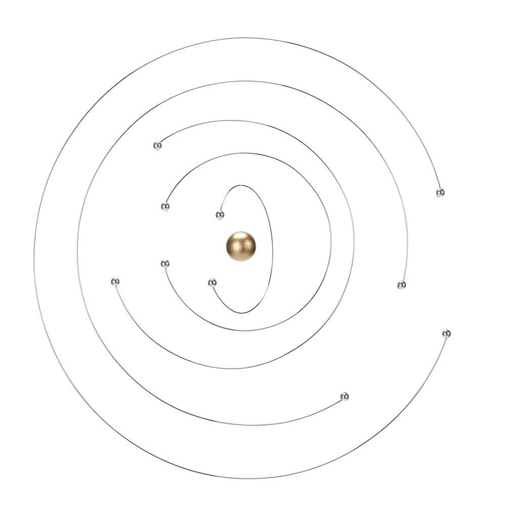 FLENSTED mobiles [ フレンステッド モビール ] 441 Niels Bohr Atom Model Mobile ニールスボーア原子模型モービル インテリア [並行輸入品] B071JTMKVR