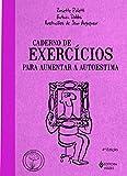 capa de Caderno de exercícios para aumentar a autoestima