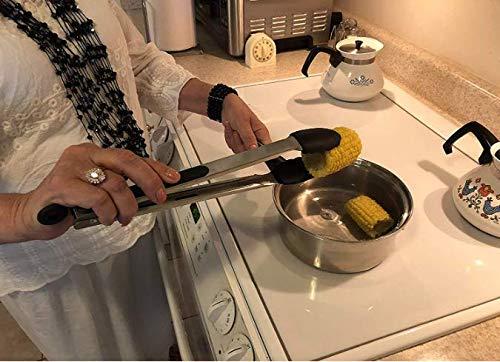 Amazon.com: Juego de Utensilios de Cocina Espátula, Cuchara para ...