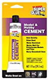 Super Glue Super Glue 15263-12 Model and Hobby Cement, 12-Pack(Pack of 12)