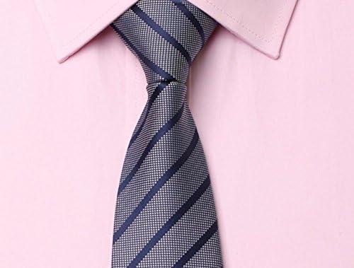 GENTLEE TIE Fácil tirar una gente perezosa casarse rojo corbata de ...