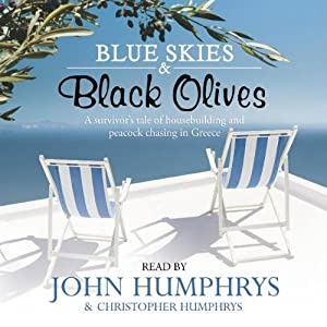 Blue Skies and Black Olives Audiobook