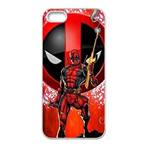 Distinctive deadpool Cell Phone Case for iPhone 5S