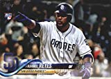 2018 Topps Update and Highlights Baseball Series #US242 Franmil Reyes RC Rookie San Diego Padres Official MLB Trading Card