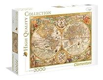 Ancient Map 2000 Piece Puzzle