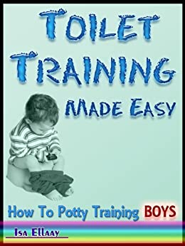 how to potty train a boy uk