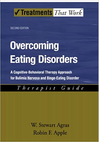 eating disorders cbt Aaron beck is considered to be the father of cognitive-behavior therapy (cbt)   eating disorders, post-traumatic stress disorder, substance abuse and, most.