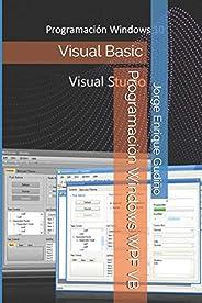 Programación Windows WPF VB: Visual Basic