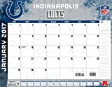 Turner Licensing Sport 2017 Indianapolis Colts Desk Pad Calendar, 22''X17'' (17998061539)