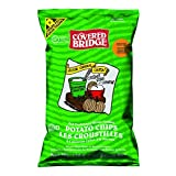 Covered Bridge Sour Cream and Onion Pot Chips, 170g