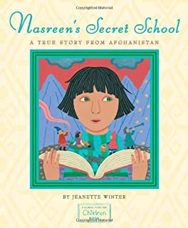 My librarian is a camel how books are brought to children around nasreens secret school a true story from afghanistan fandeluxe Images