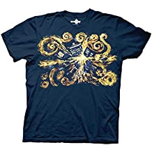 Ripple Junction DR. WHO -- VAN GOGH THE PANDORIC OPENS -- Adult T-shirt