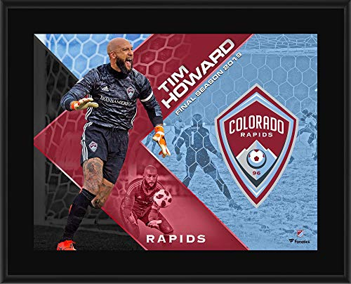 Tim Howard Colorado Rapids 10.5