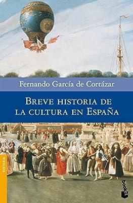 Breve historia de la cultura en España Divulgación. Historia: Amazon.es: García de Cortázar, Fernando: Libros
