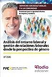 img - for An lisis del entorno laboral y gesti n de relaciones laborales desde la perspectiva de g nero (Spanish Edition) book / textbook / text book