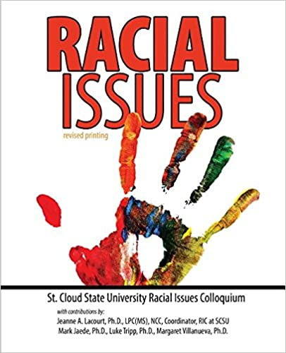Racial issues lacourt jeanne jaede mark g tripp luke villanueva racial issues 1st edition fandeluxe Image collections