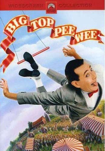 Big Top Pee-Wee (Dvd Wees Playhouse Pee)