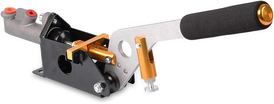 PQYRACING Aluminum Universal Hydraulic Handbrake Lever Drift Hand Brake E-Brake Racing