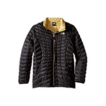 The North Face GIRLS' THERMOBALLTM FULL ZIP JACKET color: TNF BLACK size: XX-Small (5 Little Kids)