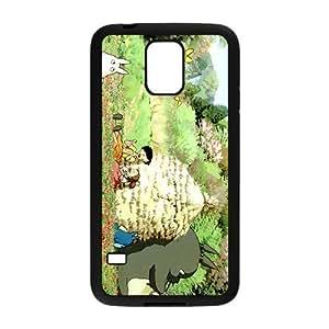 Cute Cartoon Spring Hot Seller Stylish Hard Case For Samsung Galaxy S5 Kimberly Kurzendoerfer