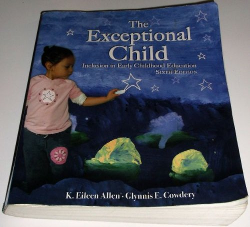 Download The Exceptional Child: Inclusion in Early Childhood Education [Sixth 6th Edition] PDF