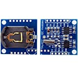 Her DS1307AT24C32Real Time Clock I2C para Arduino Raspberry Pi