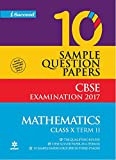 CBSE 10 Sample Question Papers Mathematics for Class 10th Term2