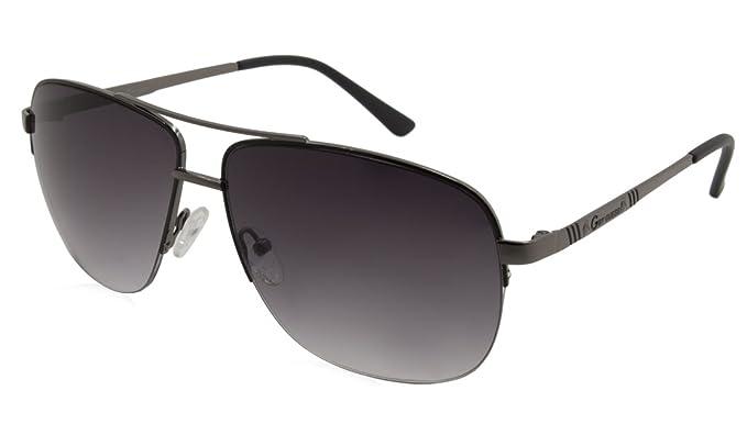 Guess - Lunettes de soleil - Homme gris gris  Amazon.fr  Vêtements ... 9936098eca0f