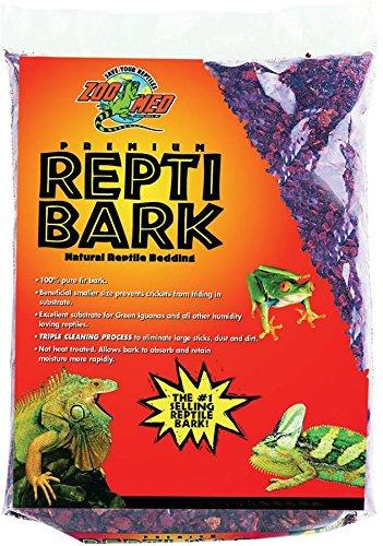 Zoo Med RB-4E Repti Bark 4.4 L Bodensubstrat für Reptilien