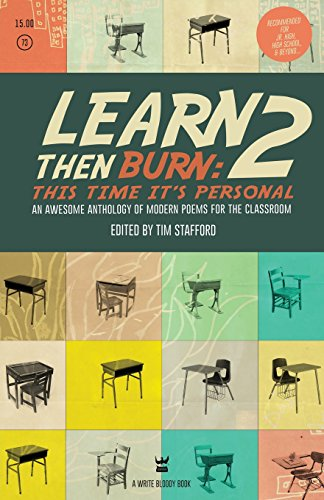 Learn Then Burn 2: This Time It's Personal: Awesome Modern Poems for the Classroom