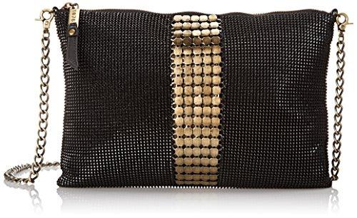 whiting-davis-metal-mesh-brandy-shoulder-crossbody-bag-black-gold-one-size