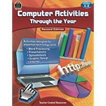 Computer Activities Through the Year Grade 4-8