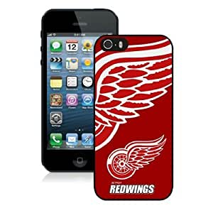 Iphone 5s Case Iphone 5 Case NHL Detroit Red Wings 1