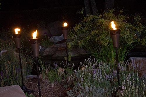 Tiki Brand Island King Flame Torch Large