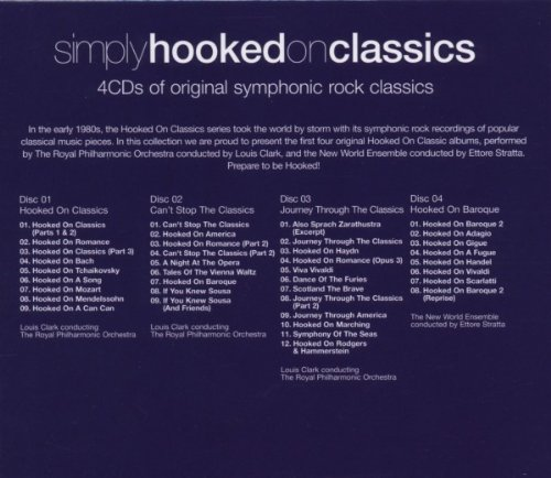 Simply Hooked On Classics / Various by Simply