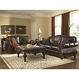 Amazon.com: Traditional - Living Room Sets / Living Room Furniture ...